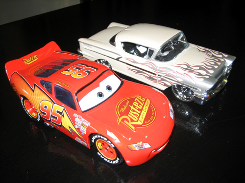MattyCollector - Lightning McQueen 1:24 - Page 2 1241