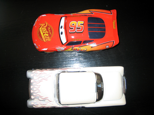 MattyCollector - Lightning McQueen 1:24 - Page 2 1242