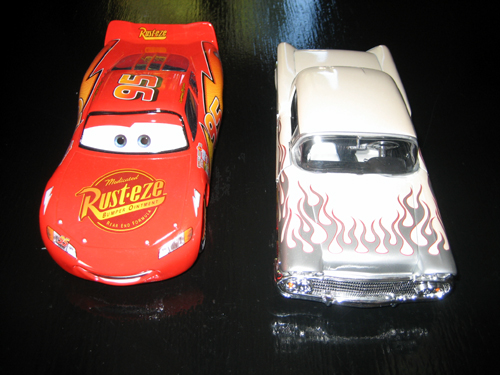 MattyCollector - Lightning McQueen 1:24 - Page 2 1243