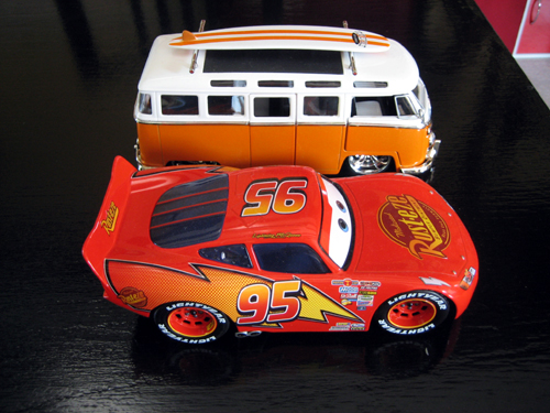 MattyCollector - Lightning McQueen 1:24 - Page 2 1245