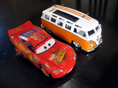 MattyCollector - Lightning McQueen 1:24 - Page 2 1246