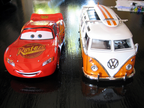 MattyCollector - Lightning McQueen 1:24 - Page 2 1247