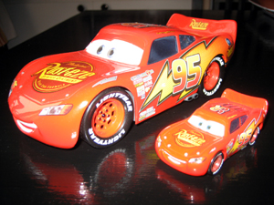The John Lasseter Signature Series Flash%20King%20Size