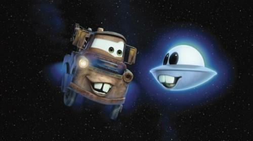 Comment vont ils représenter UFO Mater ? Materufo